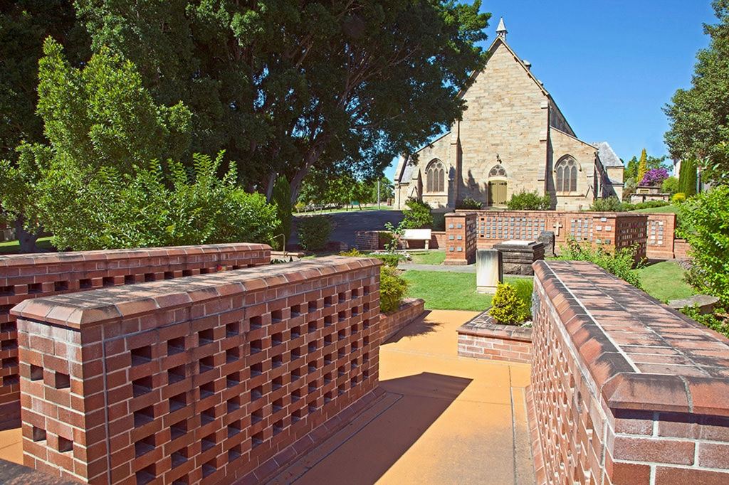 Saint Peter's Columbarium & Memorial Garden